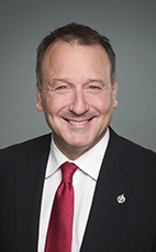 Photo - Pierre Breton - Click to open the Member of Parliament profile