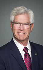 Photo - The Honourable Jim Carr - Click to open the Member of Parliament profile