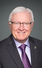 Photo - Bill Casey - Click to open the Member of Parliament profile