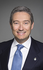 Photo - The Honourable François-Philippe Champagne