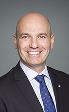 Photo - Nathan Cullen - Click to open the Member of Parliament profile