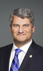 Photo - Gérard Deltell - Click to open the Member of Parliament profile