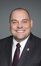Photo - Todd Doherty - Click to open the Member of Parliament profile