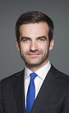 Photo - Matthew Dubé - Click to open the Member of Parliament profile