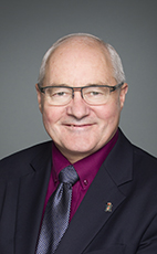 Photo - The Honourable Wayne Easter