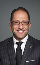 Photo - Ali Ehsassi - Click to open the Member of Parliament profile