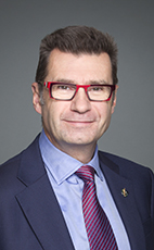 Photo - Doug Eyolfson - Click to open the Member of Parliament profile