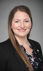 Photo - Rosemarie Falk - Click to open the Member of Parliament profile