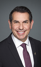 Photo - Peter Fonseca - Click to open the Member of Parliament profile