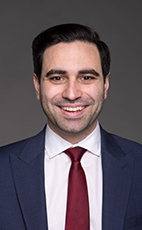 Photo - Peter Fragiskatos - Click to open the Member of Parliament profile