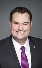 Photo - Colin Fraser - Click to open the Member of Parliament profile