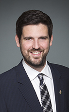 Photo - Sean Fraser - Click to open the Member of Parliament profile