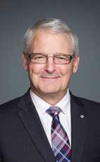 Photo - Hon. Marc Garneau