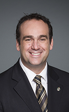 Photo - Mark Gerretsen - Click to open the Member of Parliament profile
