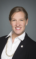 Photo - The Honourable Karina Gould - Click to open the Member of Parliament profile