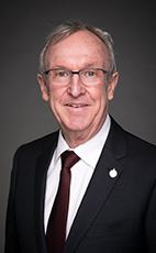 Photo - Gordie Hogg - Click to open the Member of Parliament profile