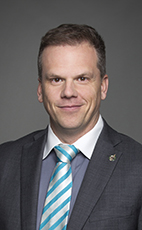 Photo - The Honourable Mark Holland - Click to open the Member of Parliament profile