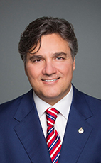Photo - Angelo Iacono - Click to open the Member of Parliament profile