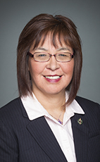 Photo - Georgina Jolibois - Click to open the Member of Parliament profile