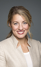 Photo - The Honourable Mélanie Joly - Click to open the Member of Parliament profile