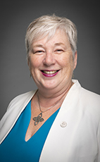 Photo - The Honourable Bernadette Jordan - Click to open the Member of Parliament profile