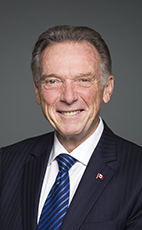 Photo - The Honourable Peter Kent - Click to open the Member of Parliament profile