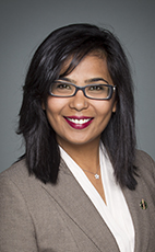 Photo - Iqra Khalid - Click to open the Member of Parliament profile