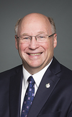 Photo - Robert Kitchen - Click to open the Member of Parliament profile