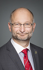 Photo - The Honourable David Lametti - Click to open the Member of Parliament profile