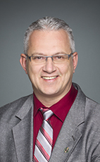 Photo - Stéphane Lauzon - Click to open the Member of Parliament profile