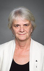 Photo - Hélène Laverdière - Click to open the Member of Parliament profile