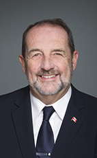 Photo - L'honorable Denis Lebel