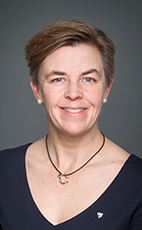 Photo - The Honourable K. Kellie Leitch - Click to open the Member of Parliament profile