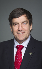 Photo - Denis Lemieux - Click to open the Member of Parliament profile