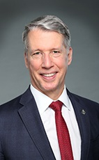 Photo - The Honourable Andrew Leslie