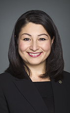 Photo - The Honourable Maryam Monsef