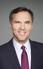 Hon. Bill Morneau
