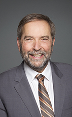 Photo - Hon. Thomas Mulcair