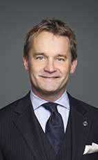 Photo - The Honourable Seamus O'Regan - Click to open the Member of Parliament profile