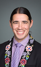 Photo - Robert-Falcon Ouellette - Click to open the Member of Parliament profile