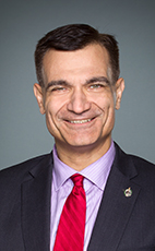 Photo - Joe Peschisolido - Click to open the Member of Parliament profile