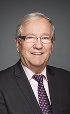 Photo - Louis Plamondon - Click to open the Member of Parliament profile