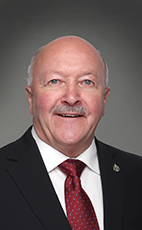 Photo - Churence Rogers - Click to open the Member of Parliament profile