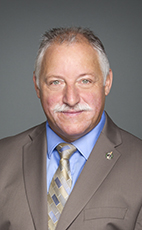 Photo - Darrell Samson - Click to open the Member of Parliament profile