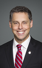 Photo - Peter Schiefke - Click to open the Member of Parliament profile