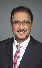 Photo - The Honourable Amarjeet Sohi