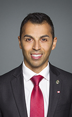 Photo - Marwan Tabbara - Click to open the Member of Parliament profile