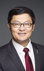 Photo - Geng Tan - Click to open the Member of Parliament profile