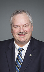 Photo - Luc Thériault - Click to open the Member of Parliament profile