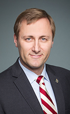 Photo - Brad Trost - Click to open the Member of Parliament profile